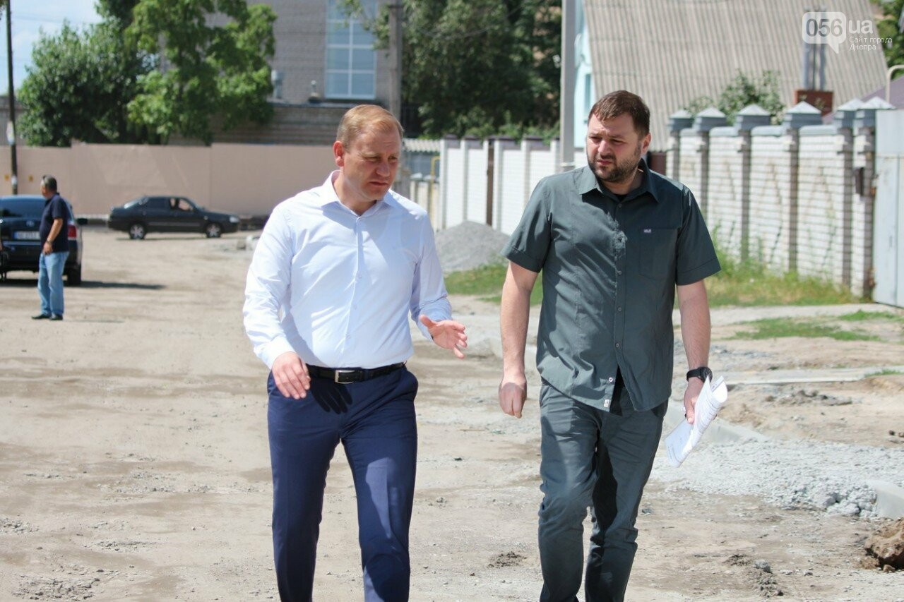 Максим Курячий: ремонт дорог в Чечеловском и АНД районах будет продолжен, фото-6