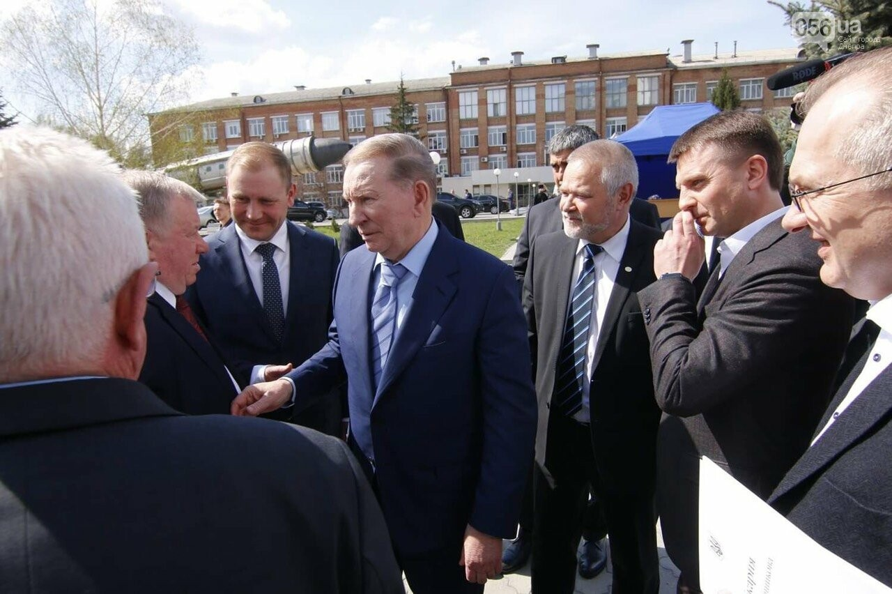 Как депутат Курячий лоббировал интересы КБ «Южное» и «Южмаша», фото-1