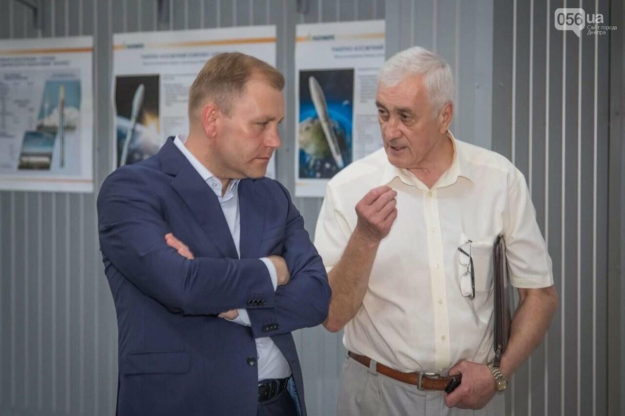Как депутат Курячий лоббировал интересы КБ «Южное» и «Южмаша», фото-5