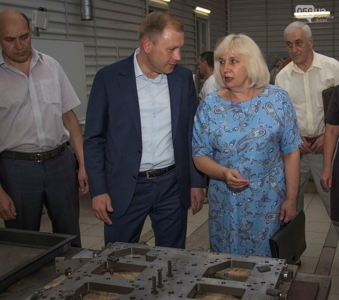 Как депутат Курячий лоббировал интересы КБ «Южное» и «Южмаша», фото-6