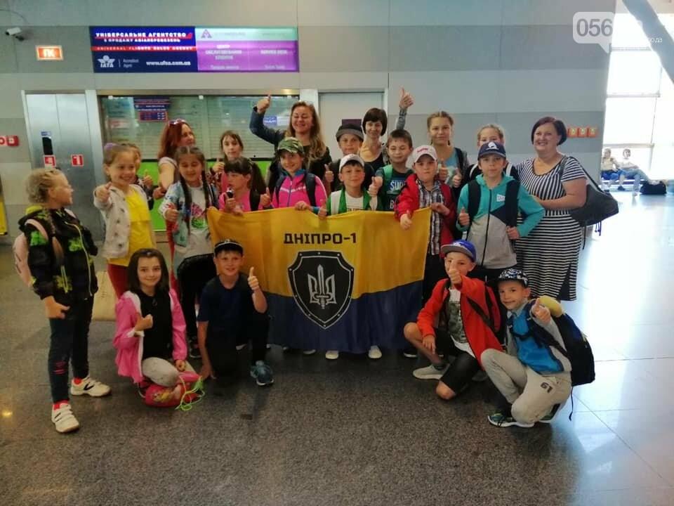 За підтримки Юрія Берези діти волонтерів та військових відвідали Швецію, фото-4