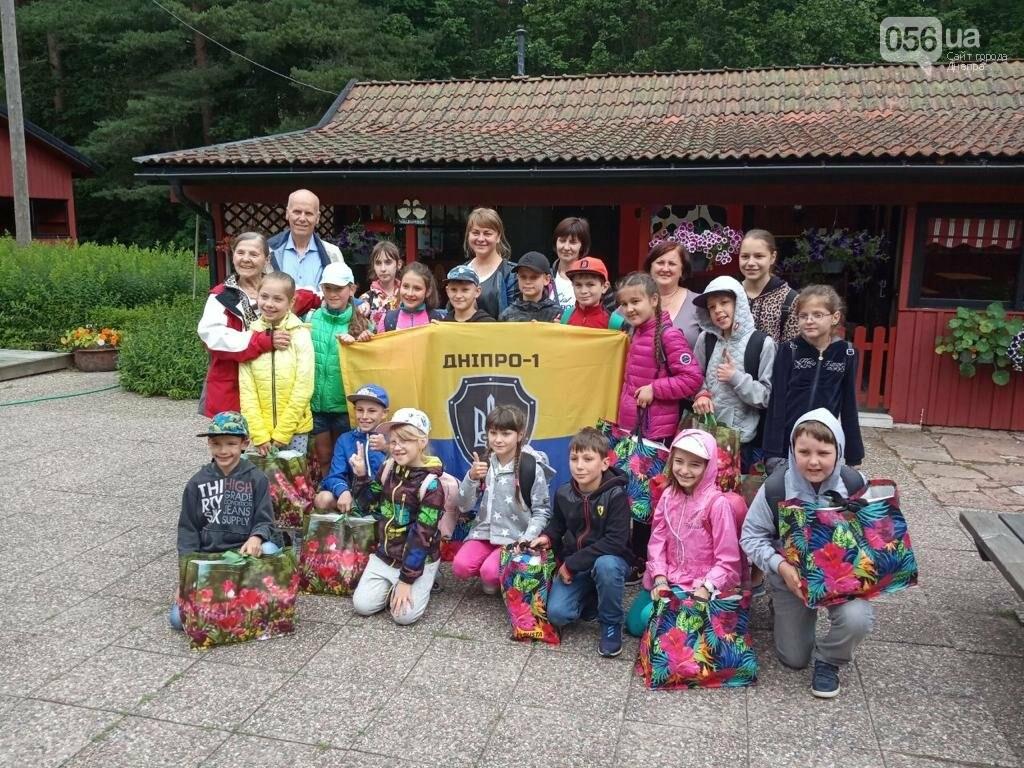 За підтримки Юрія Берези діти волонтерів та військових відвідали Швецію, фото-1