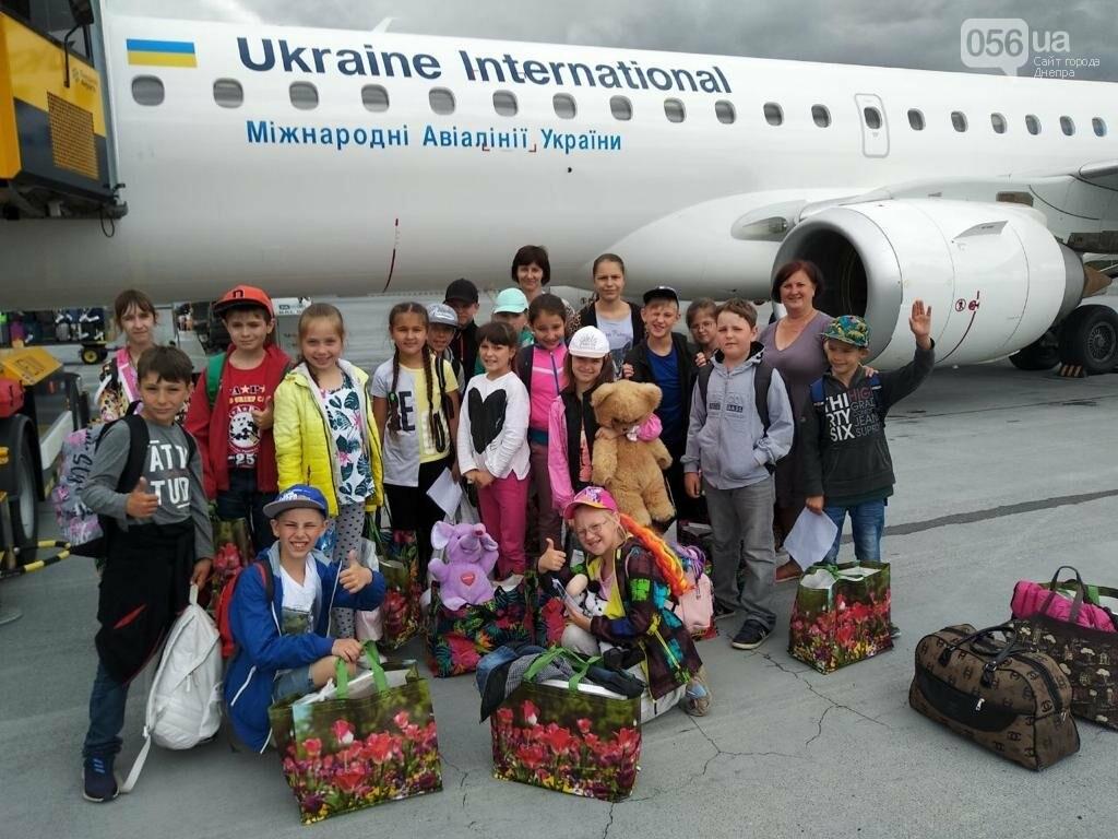 За підтримки Юрія Берези діти волонтерів та військових відвідали Швецію, фото-2