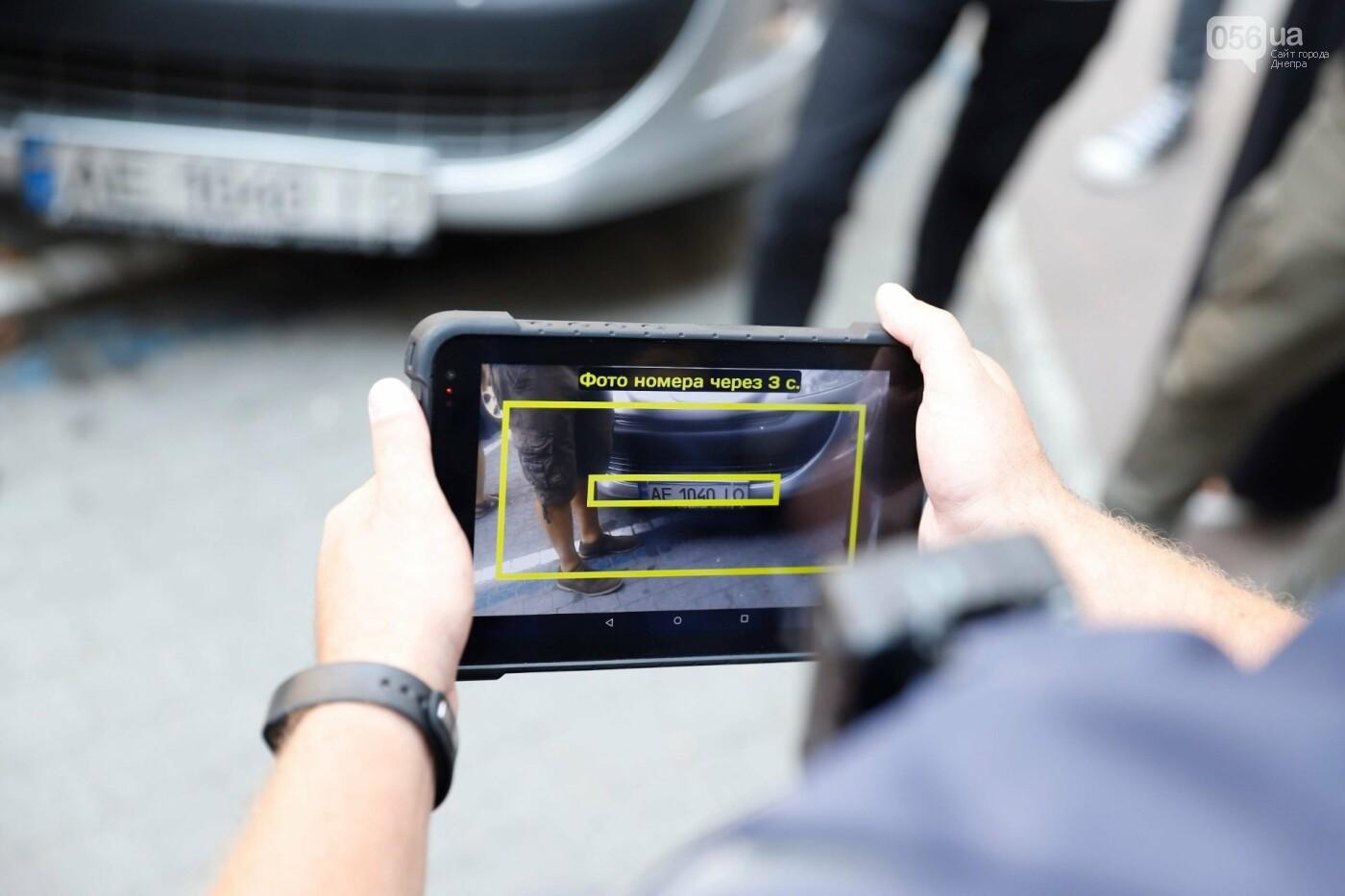 Штрафы и поддельные удостоверения: как проходит работа инспекторов по парковке в Днепре, - ФОТО, фото-2