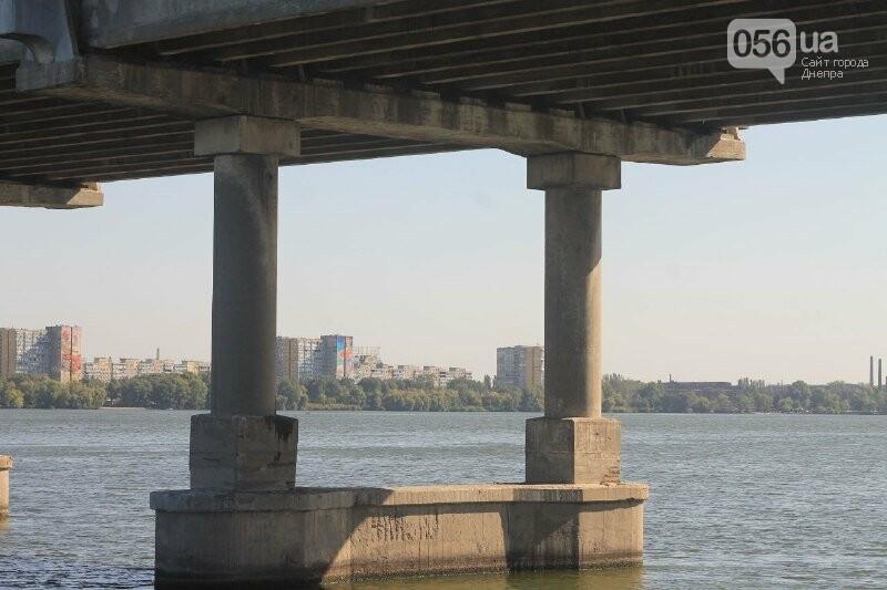 """Плавучий брифинг без мэра: насколько ремонт Нового моста """"капитальный"""", - ФОТО, фото-18"""