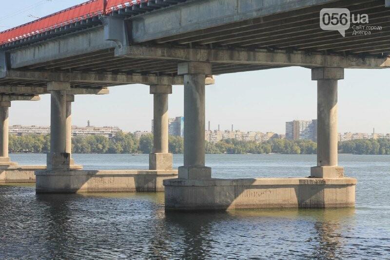 """Плавучий брифинг без мэра: насколько ремонт Нового моста """"капитальный"""", - ФОТО, фото-16"""