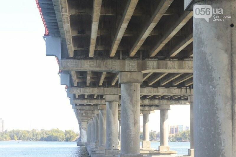 """Плавучий брифинг без мэра: насколько ремонт Нового моста """"капитальный"""", - ФОТО, фото-11"""
