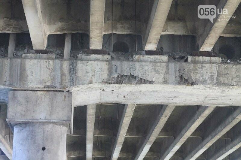"""Плавучий брифинг без мэра: насколько ремонт Нового моста """"капитальный"""", - ФОТО, фото-10"""