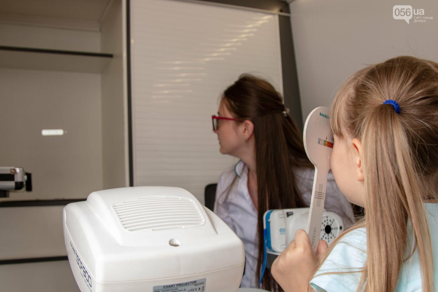 «Здоровий зір» на варті здоров'я кожної дитини. 16 тисяч школярів України пройдуть безкоштовне офтальмологічне обстеження., фото-2