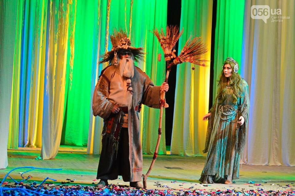 24-го и 26-го октября «Лесная песня» возвращается на сцену Театра Драмы и Комедии, фото-4