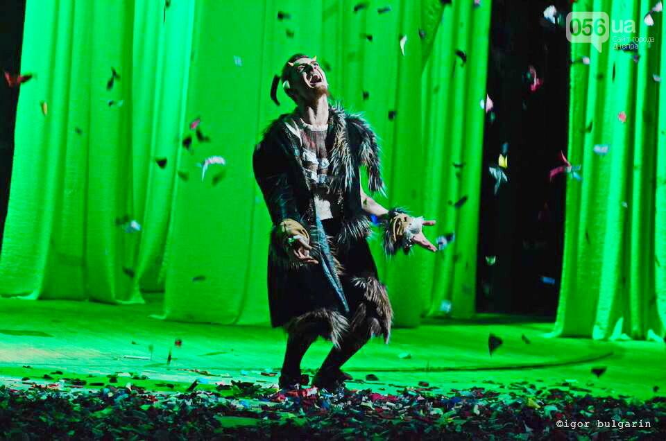 24-го и 26-го октября «Лесная песня» возвращается на сцену Театра Драмы и Комедии, фото-2