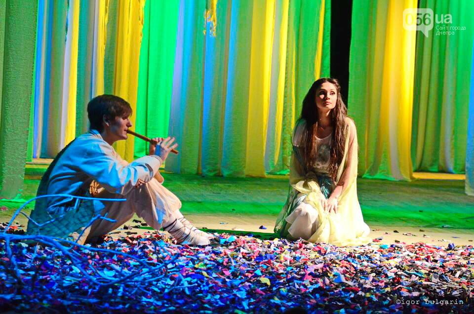 24-го и 26-го октября «Лесная песня» возвращается на сцену Театра Драмы и Комедии, фото-3