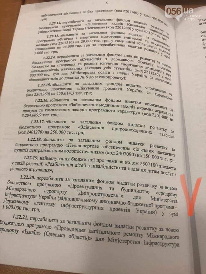 Борис Филатов выразил надежду, что Верховная Рада поддержит выделение миллиарда гривен на реконструкцию аэропорта в Днепре, фото-1