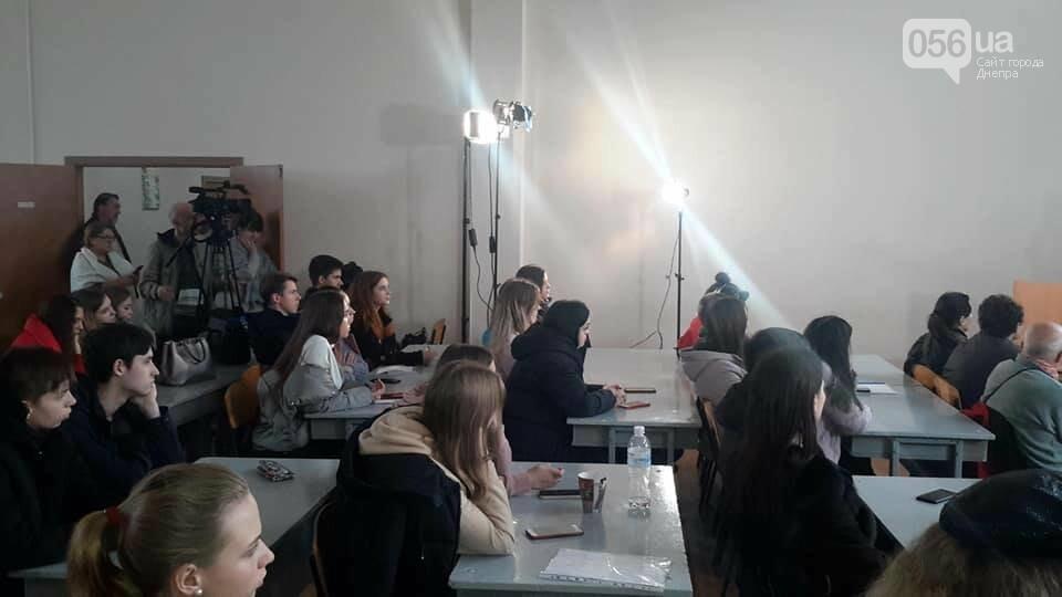 Виталий Портников встретился со студентами и общественностью Днепра, фото-4