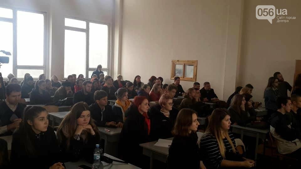 Виталий Портников встретился со студентами и общественностью Днепра, фото-6