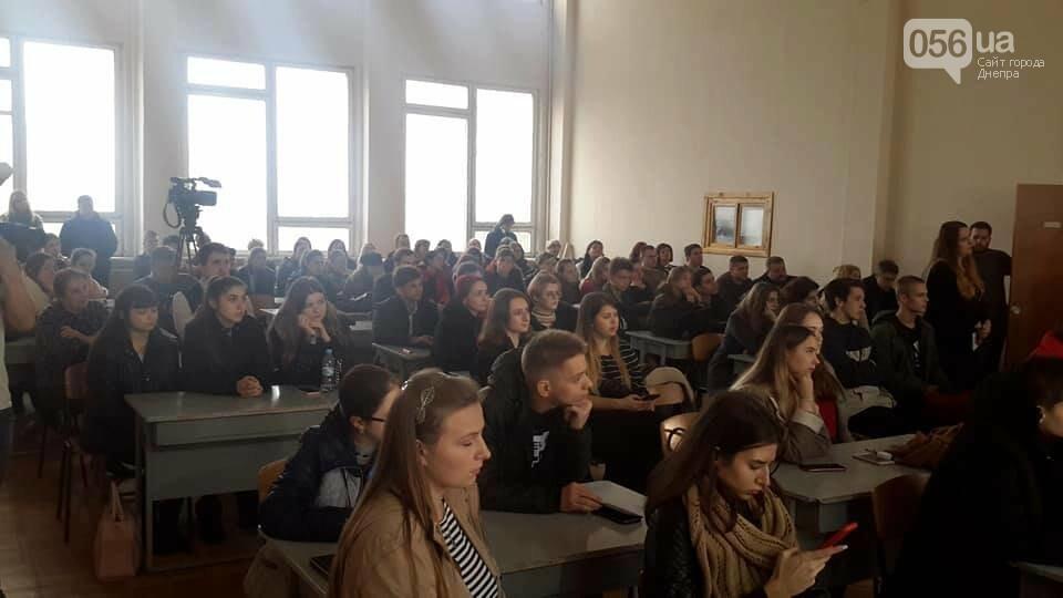 Виталий Портников встретился со студентами и общественностью Днепра, фото-1
