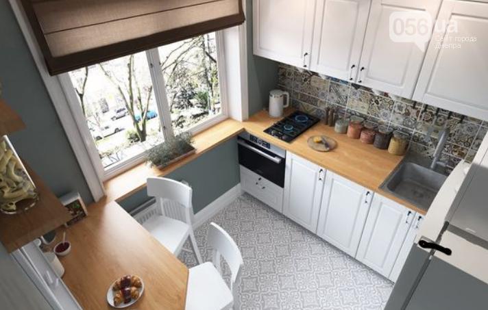 Советы по ремонту: как обновить старую кухню, фото-2