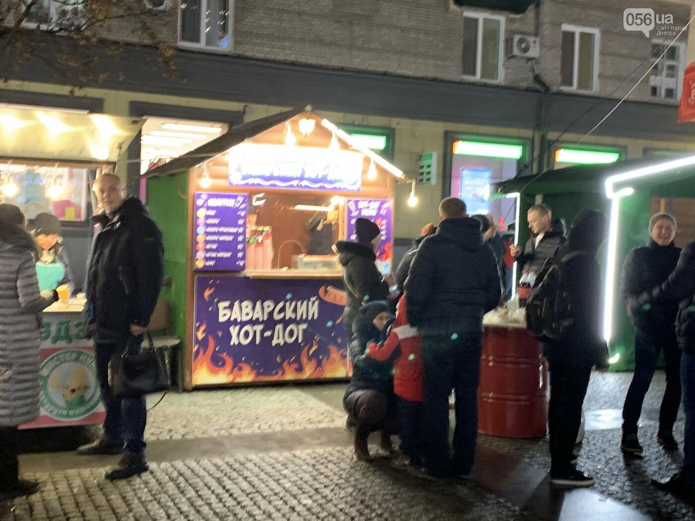 Центральная елка и Рождественская ярмарка в Днепре: что там можно найти, - ФОТО, фото-18