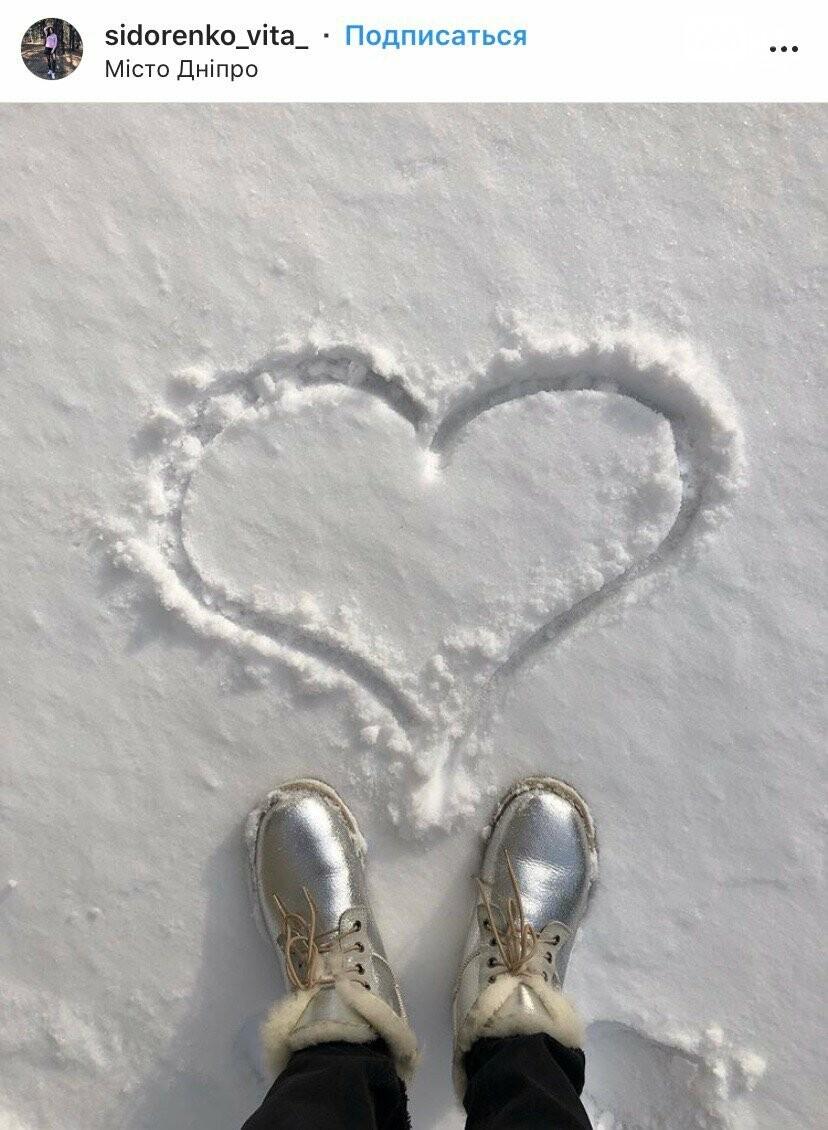 Необычные снежные фигуры и вид Днепра сверху: как днепряне реагируют на такую зиму, - ФОТО, фото-1