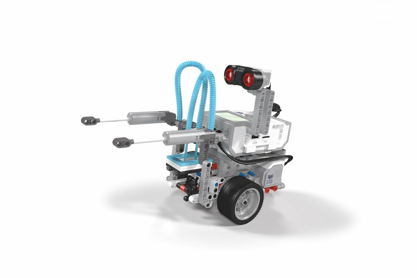 Юная днепрянка разработала робота для помощи в борьбе с COVID-19 , фото-2