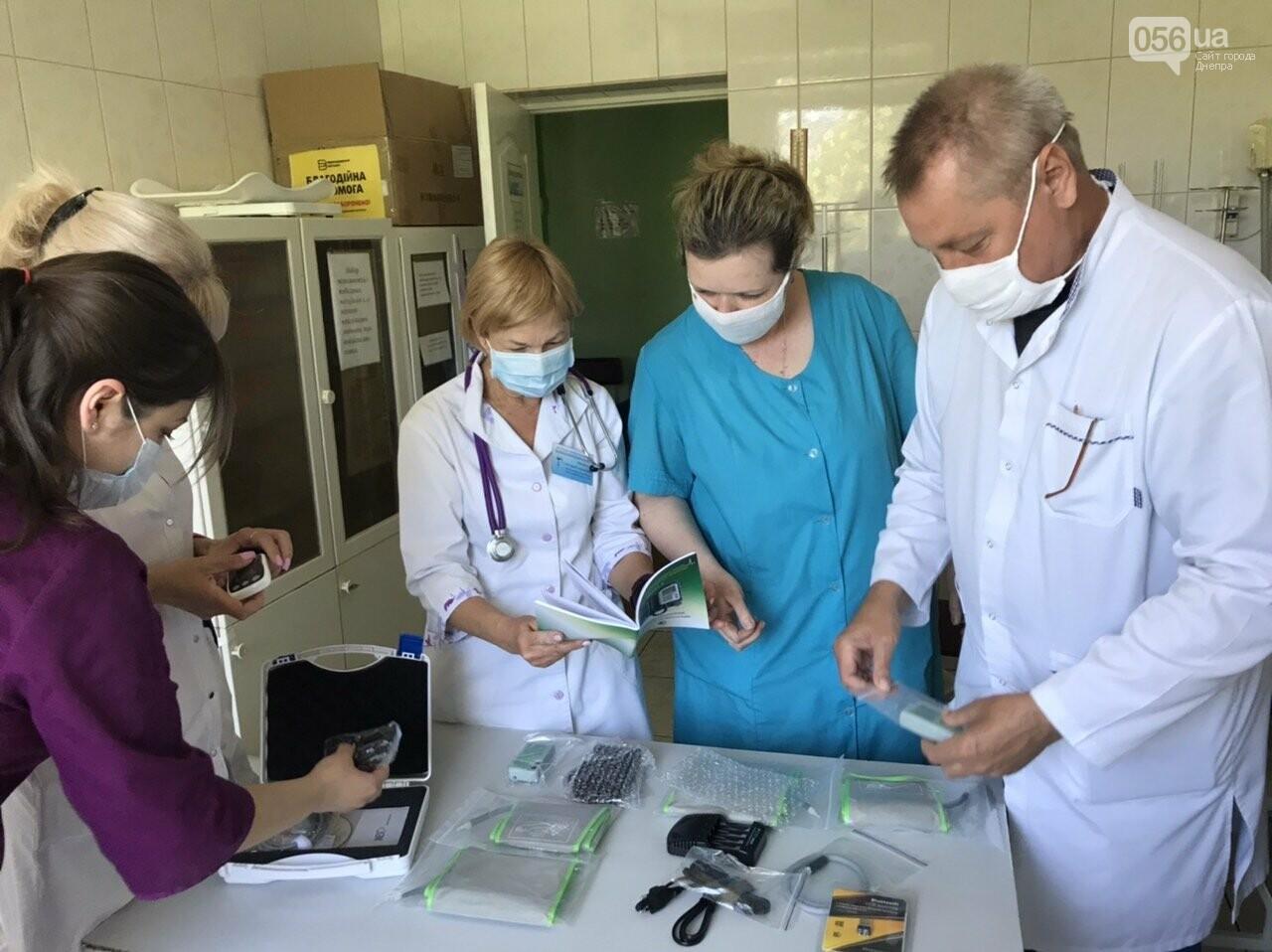 Міська клінічна лікарня №6 отримала обладнання завдяки SMS-пожертвам абонентів Київстар, фото-1