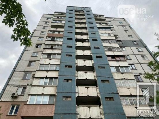 Под Днепром парень выпал из окна девятиэтажки и выжил, - ФОТО, фото-1