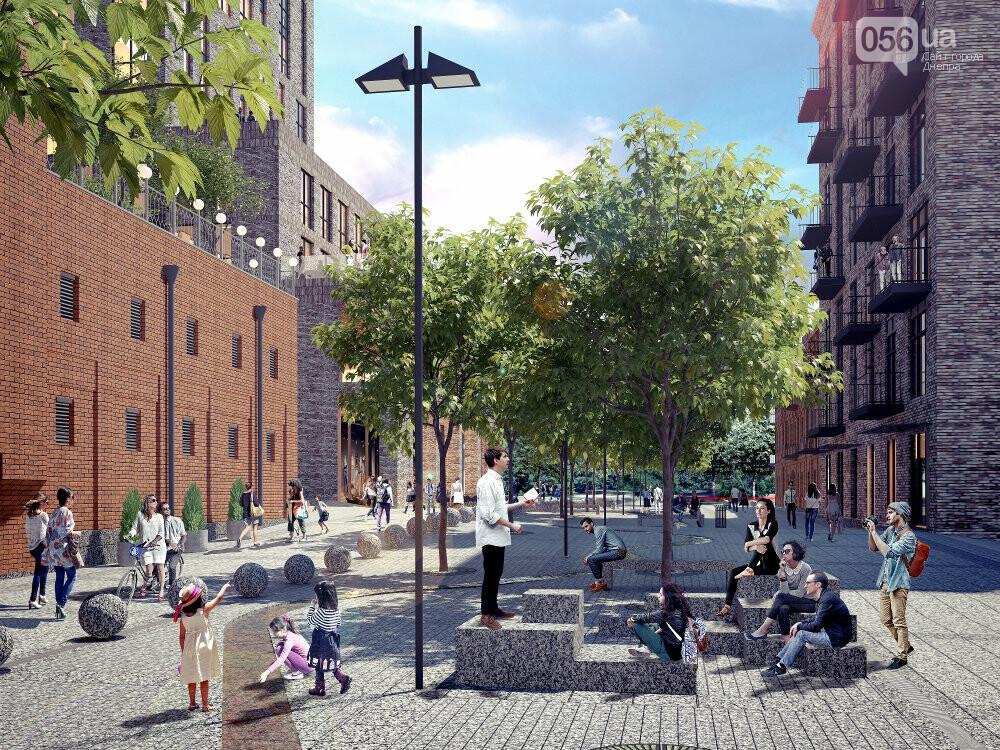 Alef Estate строит в Днепре новый бульвар и просит привести в порядок фасады по ул. Южной , фото-2