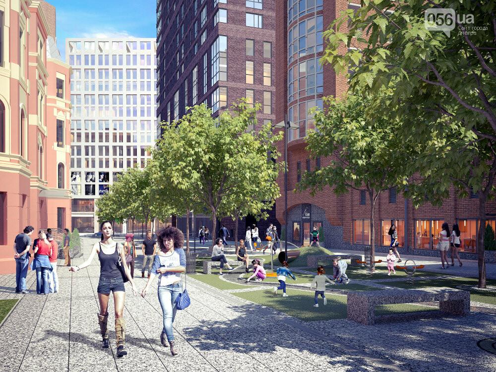 Alef Estate строит в Днепре новый бульвар и просит привести в порядок фасады по ул. Южной , фото-1