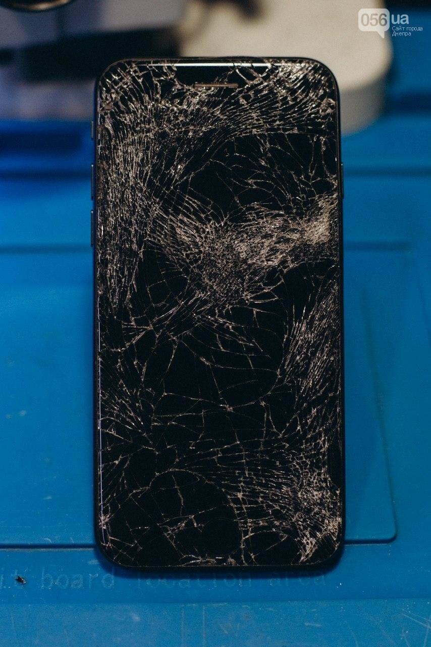 Быстро и профессионально. Где в Днепре починить свой iPhone?, фото-5