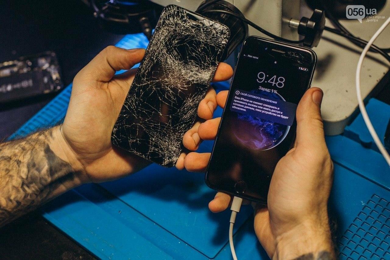 Быстро и профессионально. Где в Днепре починить свой iPhone?, фото-4