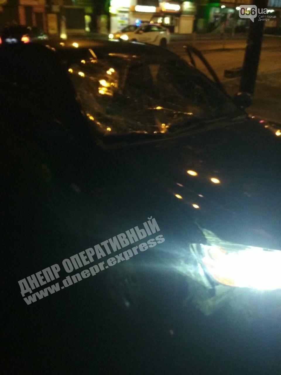 На Калиновой в Днепре сбили мотоциклиста, - ФОТО, фото-2