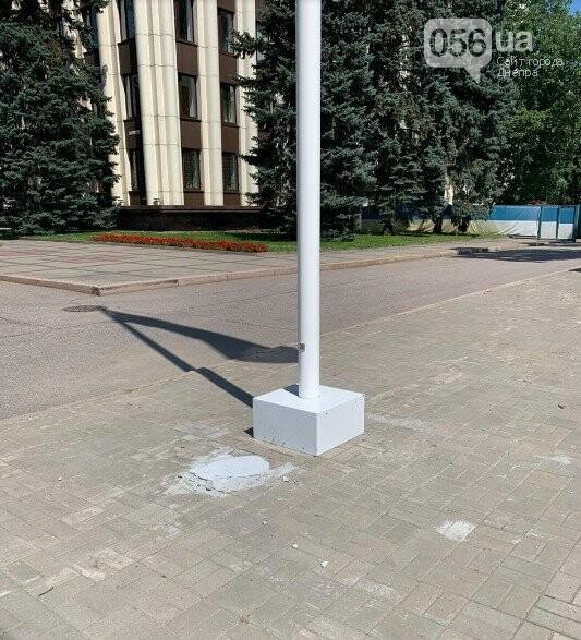 В Днепре появилась исчезающая плита имени Бориса Филатова, фото-4