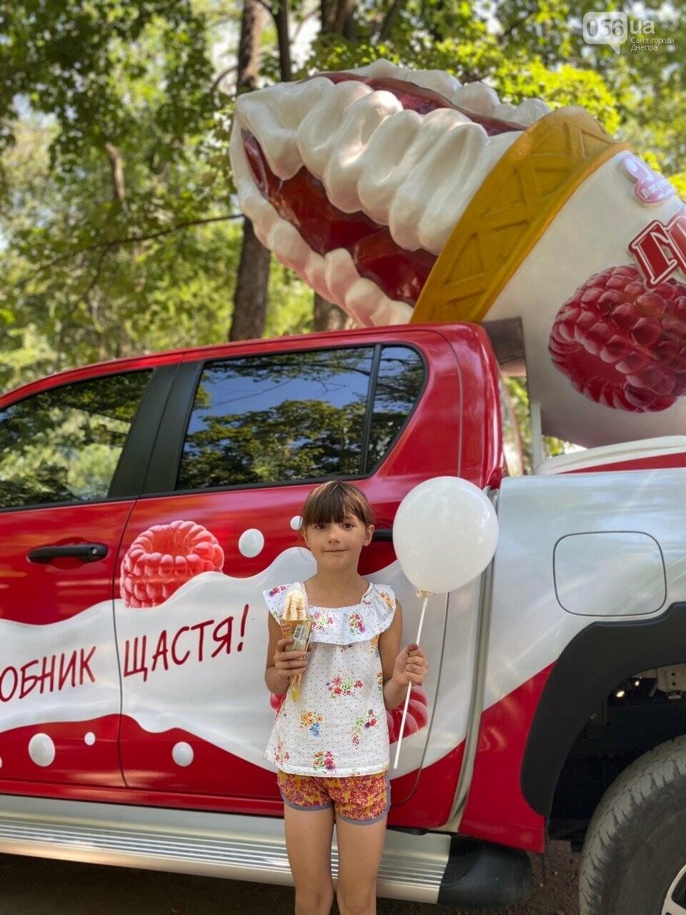 ТМ «Ласунка» поделилась праздником с жителями Днепра!, фото-2