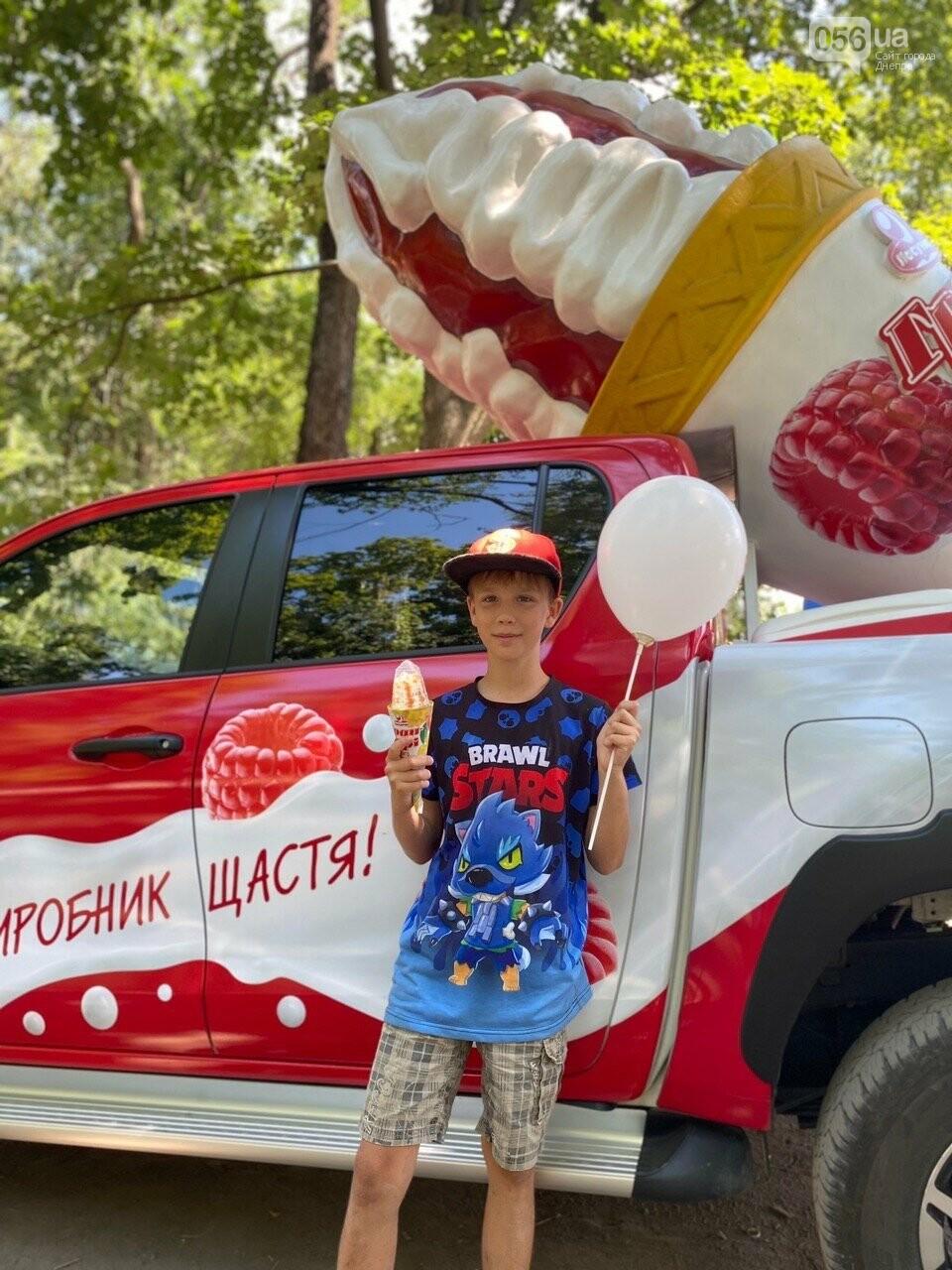 ТМ «Ласунка» поделилась праздником с жителями Днепра!, фото-3