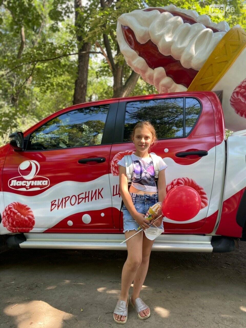ТМ «Ласунка» поделилась праздником с жителями Днепра!, фото-4