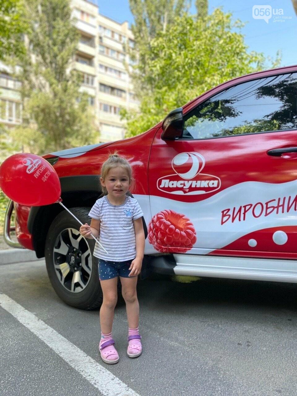 ТМ «Ласунка» поделилась праздником с жителями Днепра!, фото-5