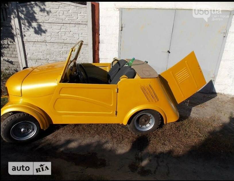 Самые необычные авто, которые продаются в Днепре , фото-28