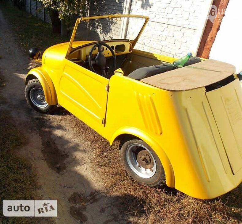 Самые необычные авто, которые продаются в Днепре , фото-29
