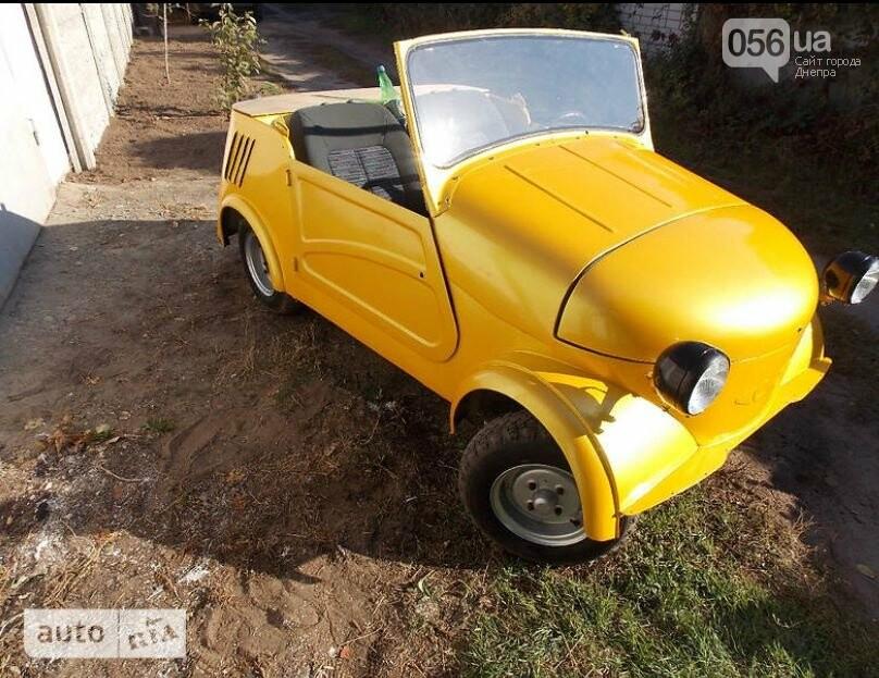 Самые необычные авто, которые продаются в Днепре , фото-30