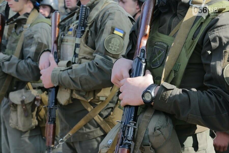 Как проходят дни днепровских военнослужащих в зоне ООС, фото-2
