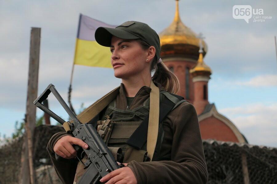 Как проходят дни днепровских военнослужащих в зоне ООС, фото-1