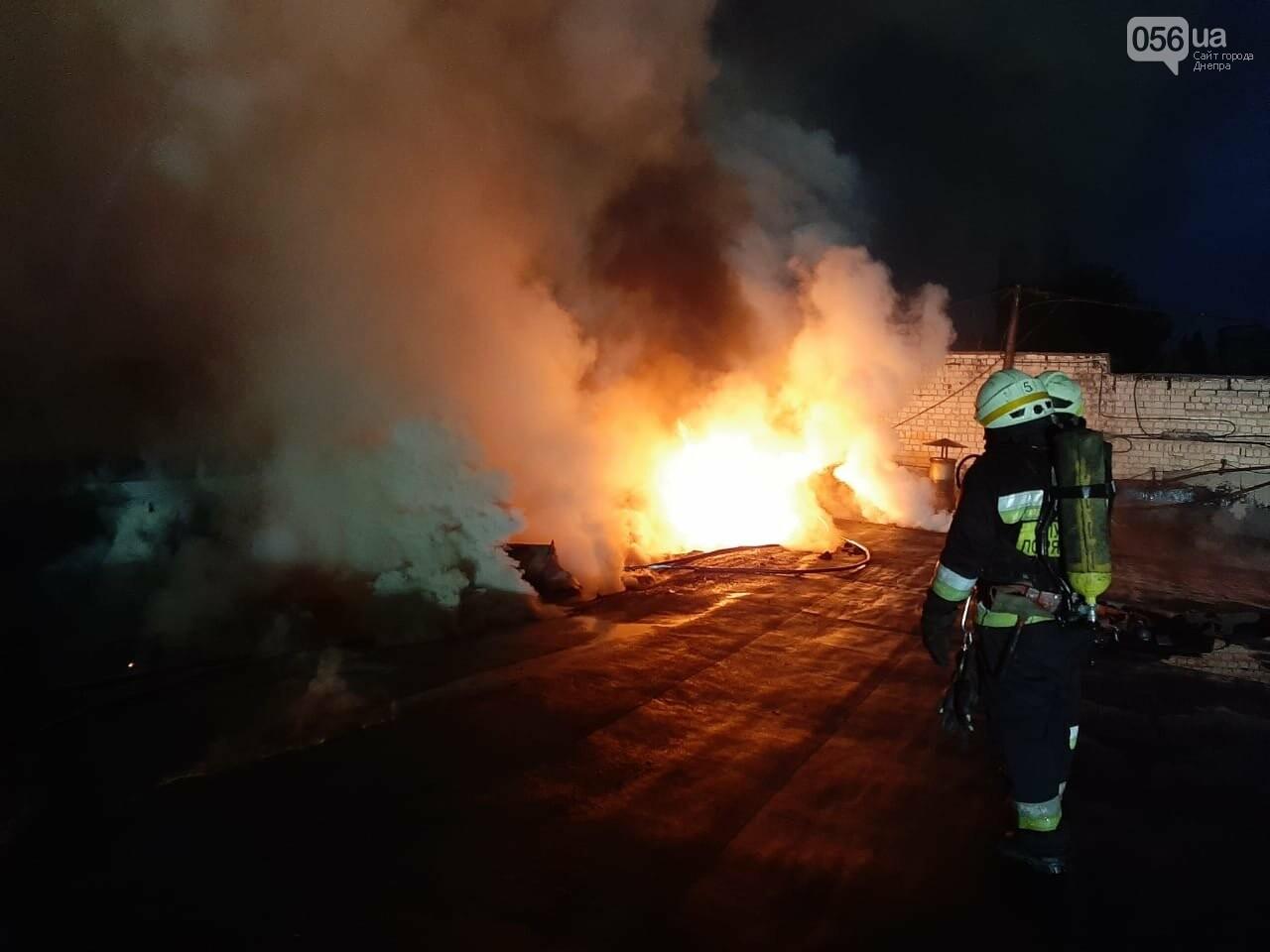 В Днепре горел агрегатный завод, - ФОТО , фото-4
