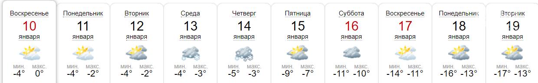 Снегопад и заморозки: когда в Днепре ждать существенное похолодание, фото-1