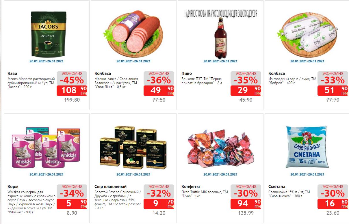 Как сэкономить на покупках: свежие скидки и акции в магазинах Днепра, фото-1