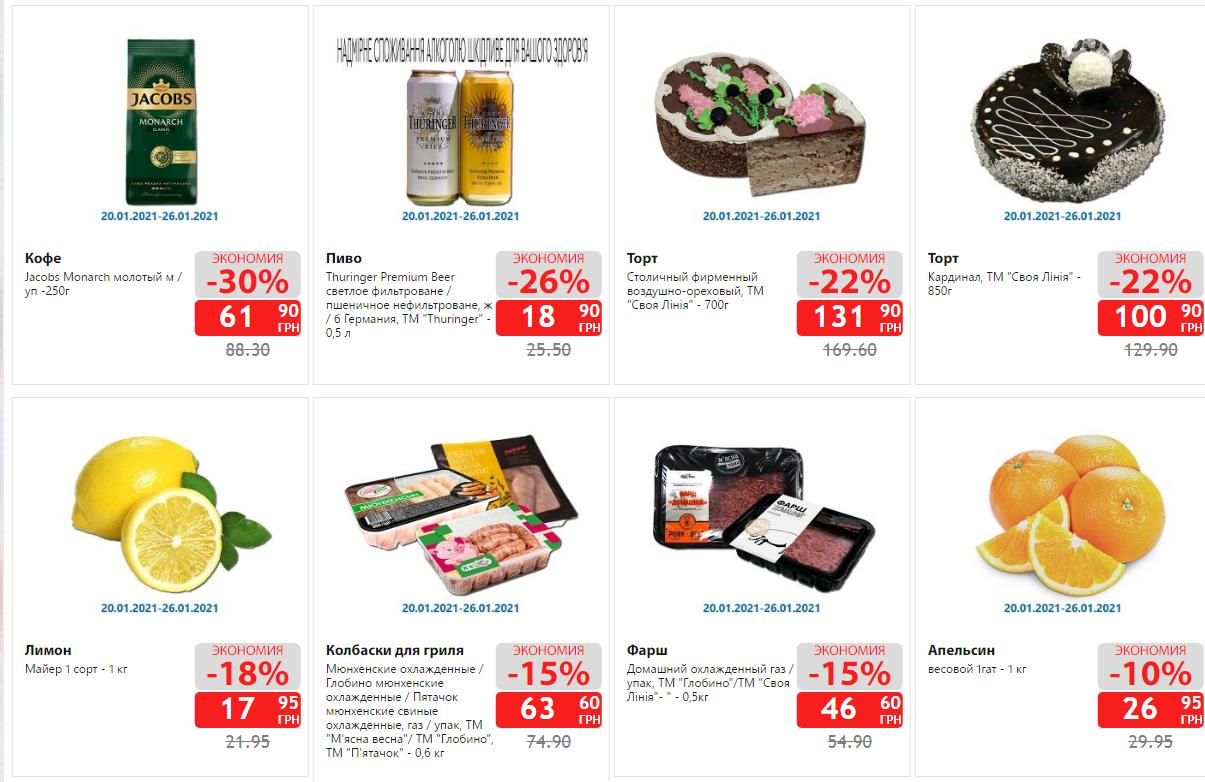 Как сэкономить на покупках: свежие скидки и акции в магазинах Днепра, фото-2