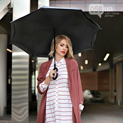 Аксессуар необходимый в любое время года - зонт Up-brella!, фото-3