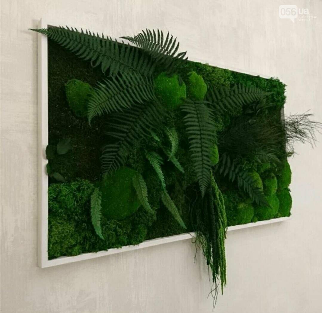 Днепрянин «рисует» картины мхом: как одна картина привела к возникновению своего дела, фото-5