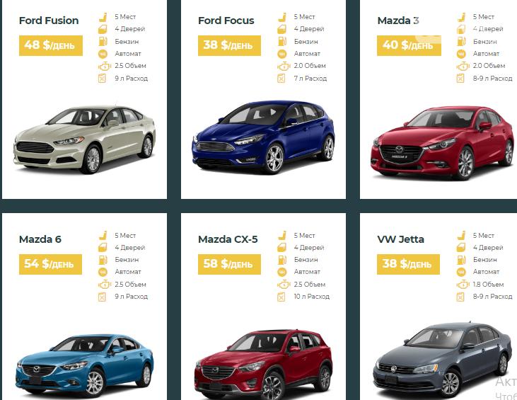 Аренда машины в Днепре: сравнение цен и предложений популярных сервисов, фото-5