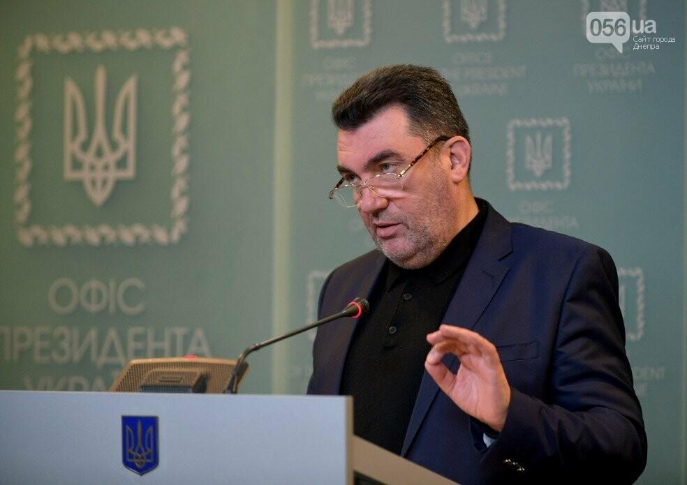 СНБО ввел санкции против Медведчука и его жены Марченко: подробности, фото-1