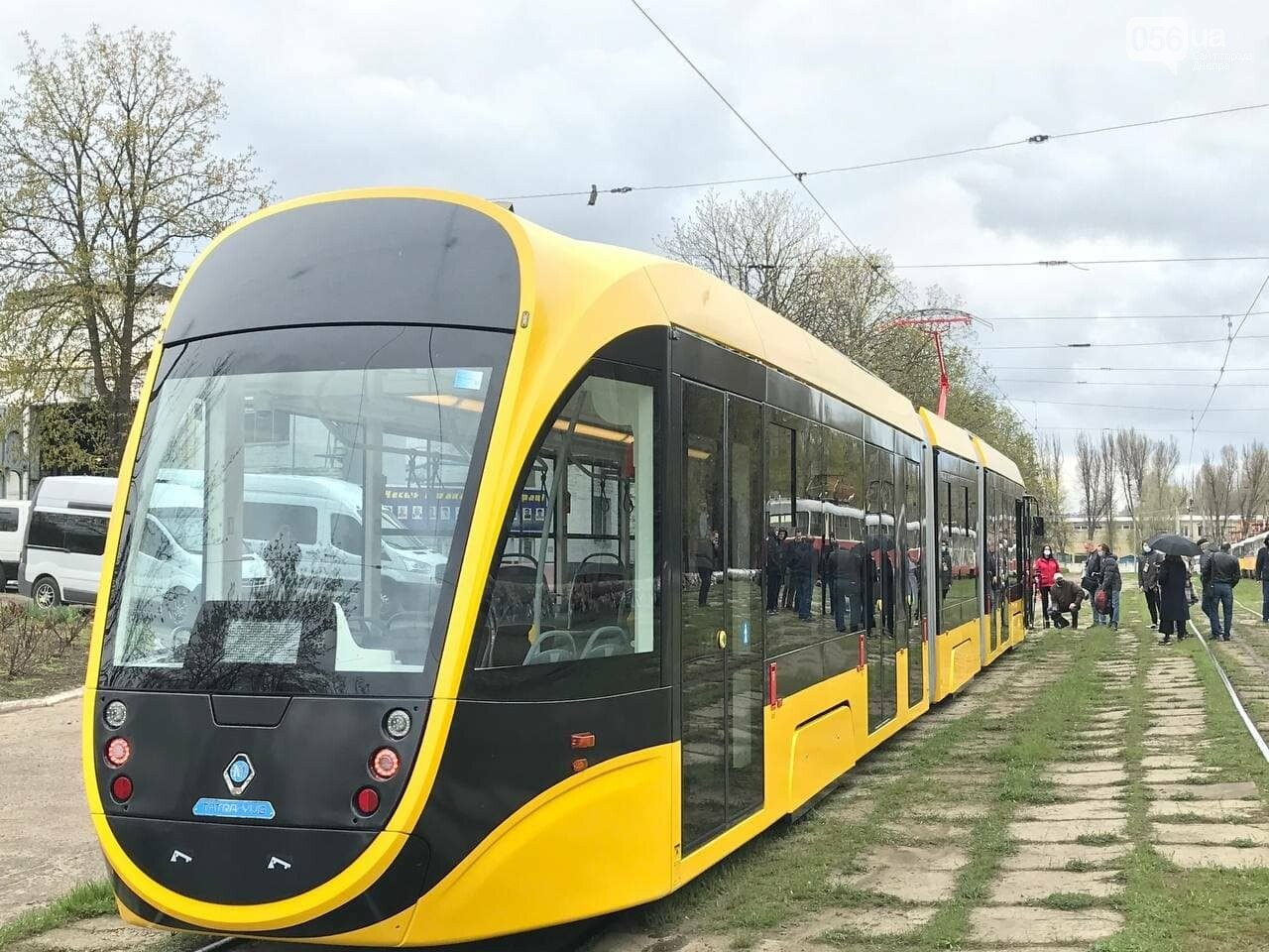 """В Днепре испытали совершенно новый трамвай """"Южмаша"""": узнай, на какой маршрут его тестируют, фото-2"""